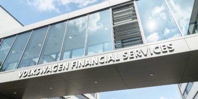 esempio di filiale banca volkswagen