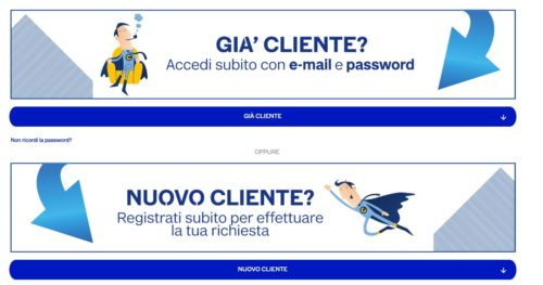 accesso go credit online