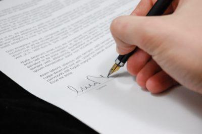 firma saldo e stralcio