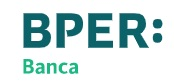 foto del logo di una banca Bper reale